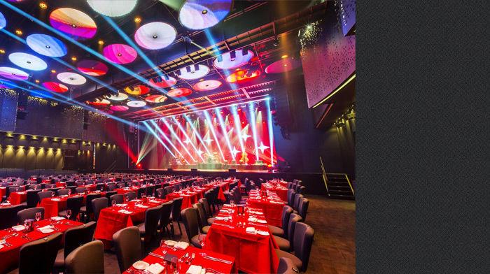Cabaret Theatre at the Montréal Casino