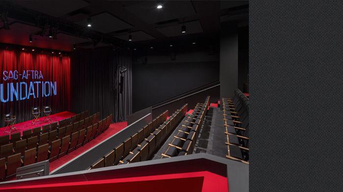 Screen Actors Guild Foundation Screening Room