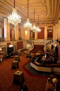 Playhouse Square, Palace Theatre Lobby, Cleveland, OH