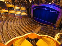 Royal Court Theatre- Cunards' Queen Elizabeth