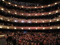 Dallas Opera-Opening Night