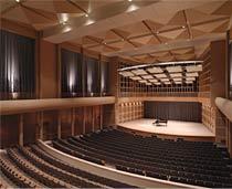 Clovis Unified School Concert Hall